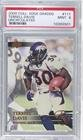 Terrell Davis PSA GRADED 9 #/5,000 (Football Card) 2000 Collector's Edge Graded - [Base] - Uncirculated #111