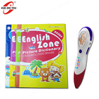 Magic pen for kids learning english book kids talking pen with sound book