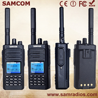 SAMCOM DP-20 with FCC approval DMR Portable Two Way Radio