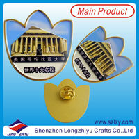 Metal School Blazer Lapel Pin Badges,School Badge Logo,School Uniform Metal Pins