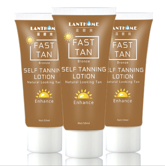 Zon Tan Olie Self Tanner Solarium Crème Tanning Salon Bronzer voor De Body Sunblock Make Foundation Snelle Spray Tanner Lotion