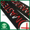 Dongguan factory sublimation elastic tape custom football captain armband