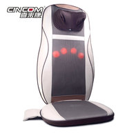 Wholesale Shiatsu Kneading Massage Seat Cushion Machine Electric Massage Chair Portable