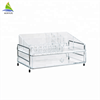 Tabletop Clear Organizer 1 Drawers Acrylic Makeup Holder