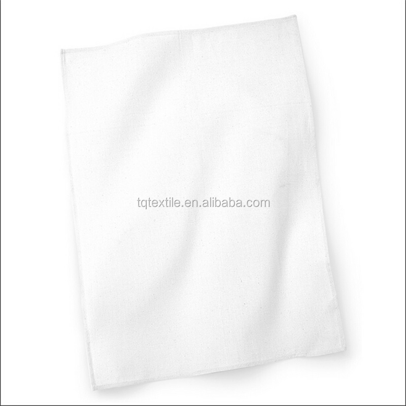 printed tea towel kitchen linen/cotton tea towels printed for sales&home decoration