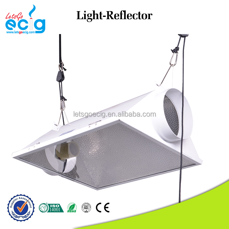 New Product of lampshade dust cover double end reflector with best price