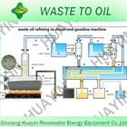 Oil Recycling Equipment Waste Pyrolysis Equipment Waste Pyrolysis Oil Engine Oil Recycling To Diesel Machine/used Motor Oil To Diesel Equipment