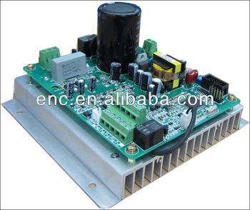 Pcb ac drive eds780 frequency inverter single phase for Inverter for 3 phase motor