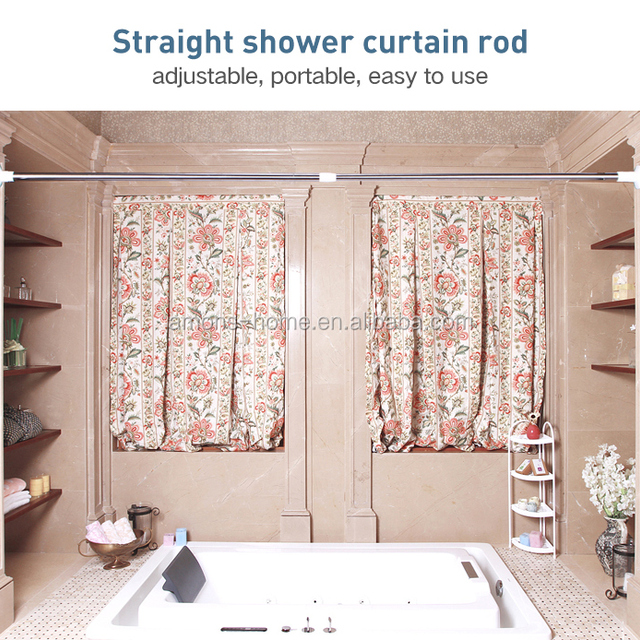 Buy Cheap China stainless steel shower curtain rod Products, Find ...