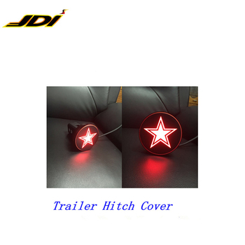 Trailer Hitch Cover With Brake Light Buy Trailer Hitch Cover Hitch Cover Lighted Hitch Cover Product On Alibaba Com