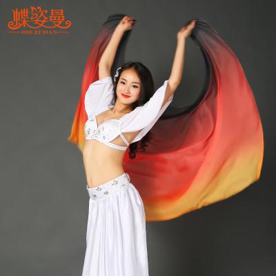 SJ001 belly dance Rayon veil for women