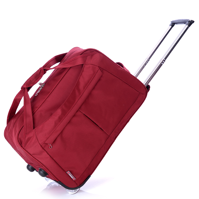 Top Quality Travel Trolley Luggage Bag Leaves King Trolley Travel ...