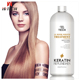 high quality crystal collagen straightening collagen keratin hair treatment price