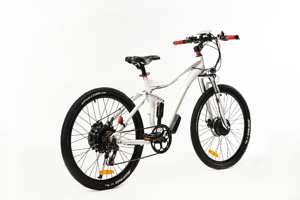 500w 48v aluminum alloy fat tire ebike fat bike electric with ce  en15194 26inch fat tyre e