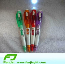cheap plastic pen torch light