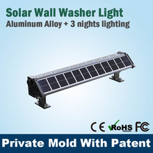 high quality solar light flagpole OEM