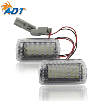 White LED Direct Replace License Plate Door LED Lamps Light
