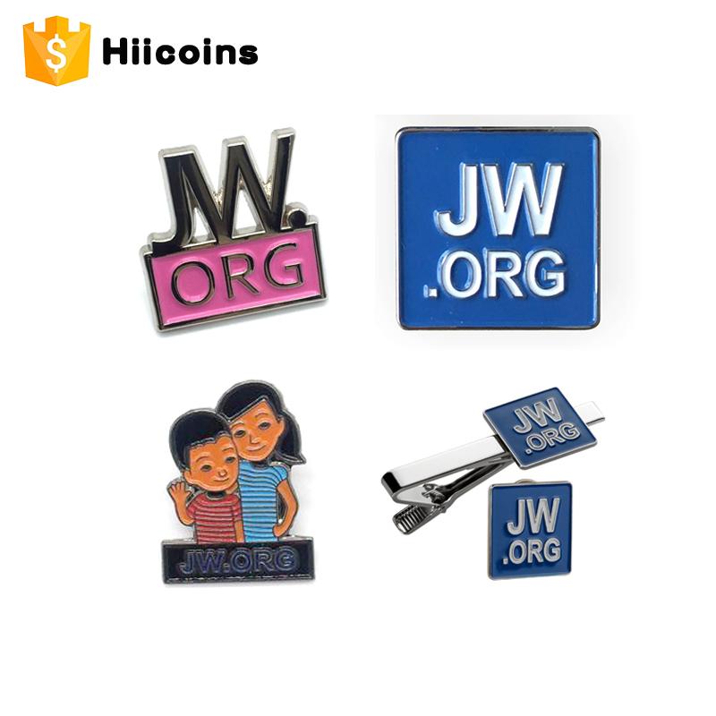 Fabricantes China Atacado Esmalte Jw org Custom Lapel Pin - Buy Jw org  Alfinete De Lapela,Alfinete De Lapela Esmalte,Pin De Lapela Product on