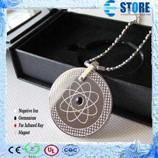 Best Price for Wholesales Quantum Scalar Energy <strong>Pendants</strong> Energy Stainless Steel <strong>Pendant</strong>
