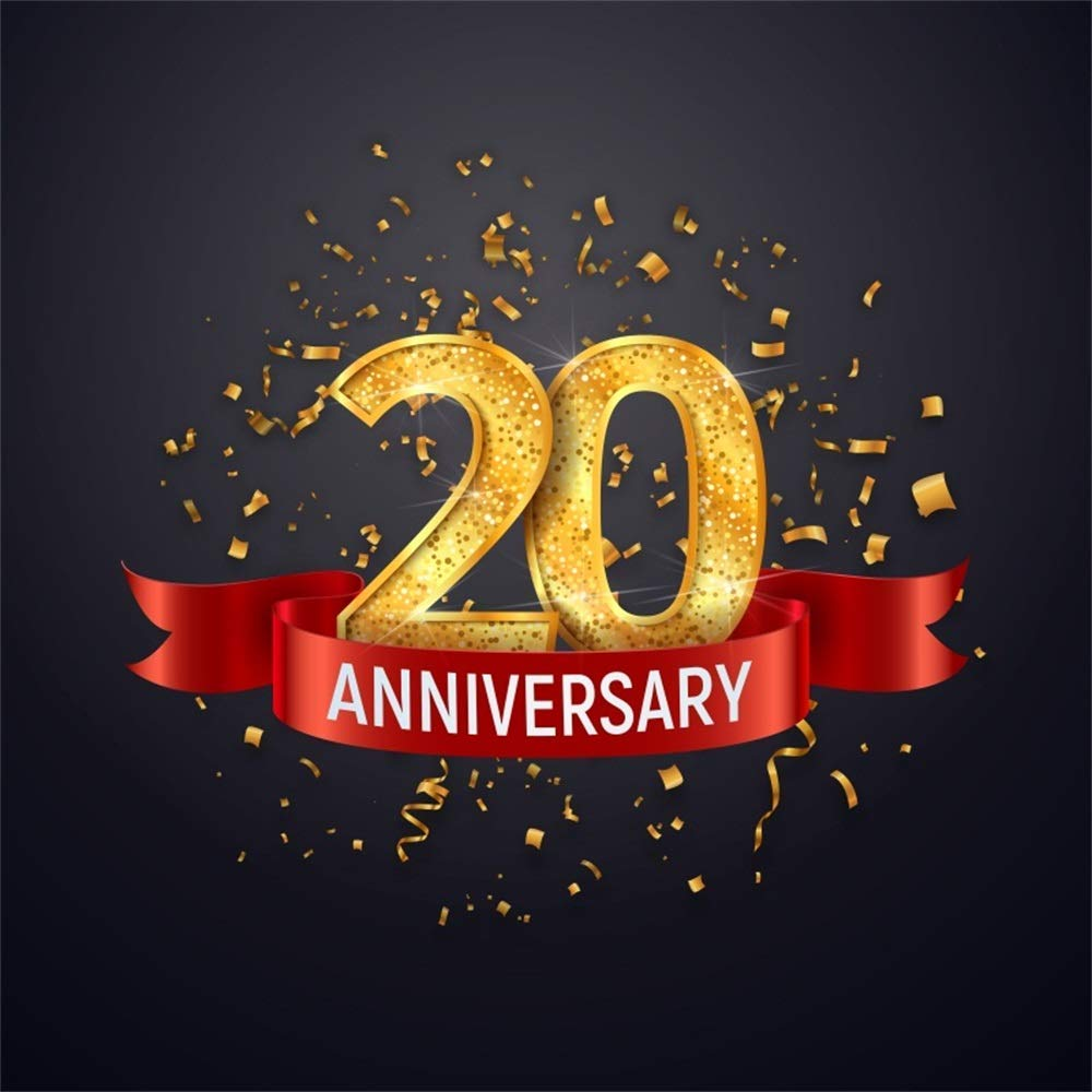 Cheap 20 Year Anniversary Symbol Find 20 Year Anniversary Symbol Deals On Line At Alibaba Com