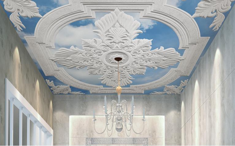 decke tapete wolken kaufen billigdecke tapete wolken partien aus china decke tapete wolken. Black Bedroom Furniture Sets. Home Design Ideas