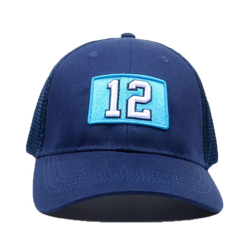 Embroidery path blank trucker hats wholesale elastic sweatband full flexfit  cap 5b2e4156f36
