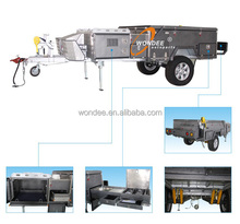 Light Duty Aluminum Forward Fold Camper Trailer