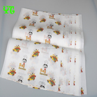 hotel disposable items non woven chef cap butter paper