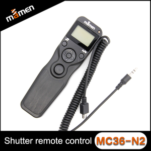 Cheapest Multi-Exposure Digital Camera Timer Remote Control Remote Shutter With LCD Dispaly For Nikon