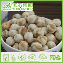 BRC Certified Dried Wasabi Chickpeas