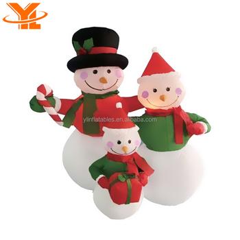 Christmas Snowmen Decorations.Popular Snowman Decorations For Yard Inflatable Christmas Snowman Outdoor Decorations Giant Snow Man Buy Christmas Snowman Outdoor