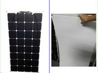 Portal Facilities Silicon Wafer Price 100W 120W 150W 180W 200W 250W Flexible Solar Panel For Boats,Motorhouse,Cars