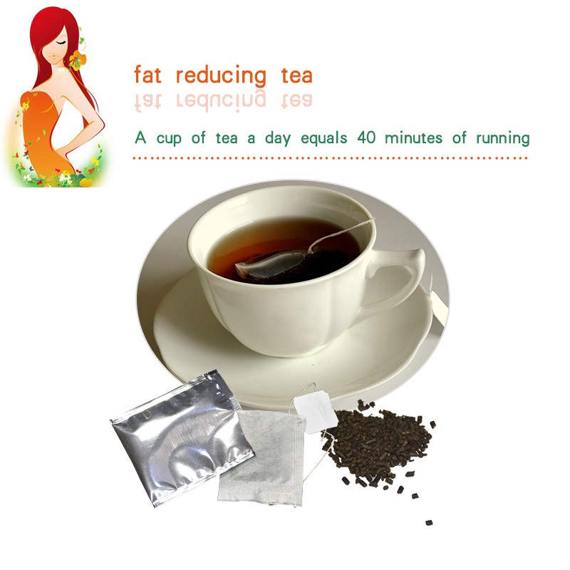 FDA Certificated And 100% Herbal Additives Natural Organic Slim Green Tea - 4uTea | 4uTea.com