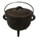 Mini metal cast iron cauldron