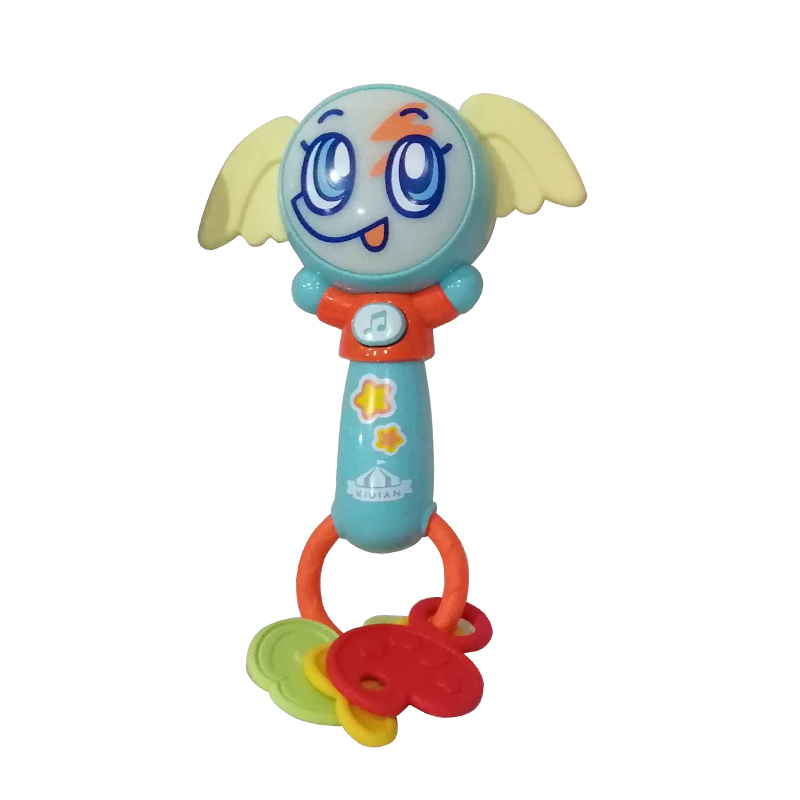 Wholesale Amazon Hot Sells Baby Bell Toy With Music