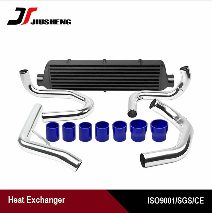 Brazed aluminum bar plate motocycle radiator