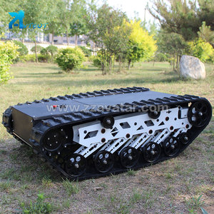 Top selling products in alibaba robot rubber chassis multi kit prices