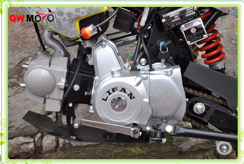 Lifan Motorcycle Engine 110cc 125cc 140cc 150cc Manual