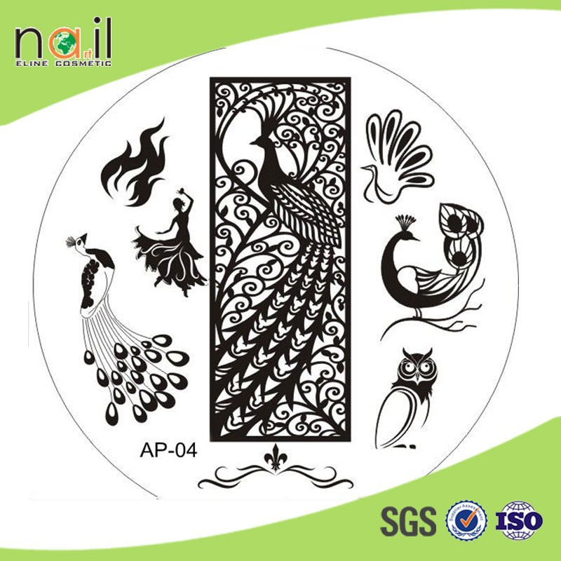 Fashion nail design stamping plate for diy metal nail art stamping fashion nail design stamping plate for diy metal nail art stamping plates buy nail art stamping platesstamping nailplate stamp product on alibaba prinsesfo Image collections