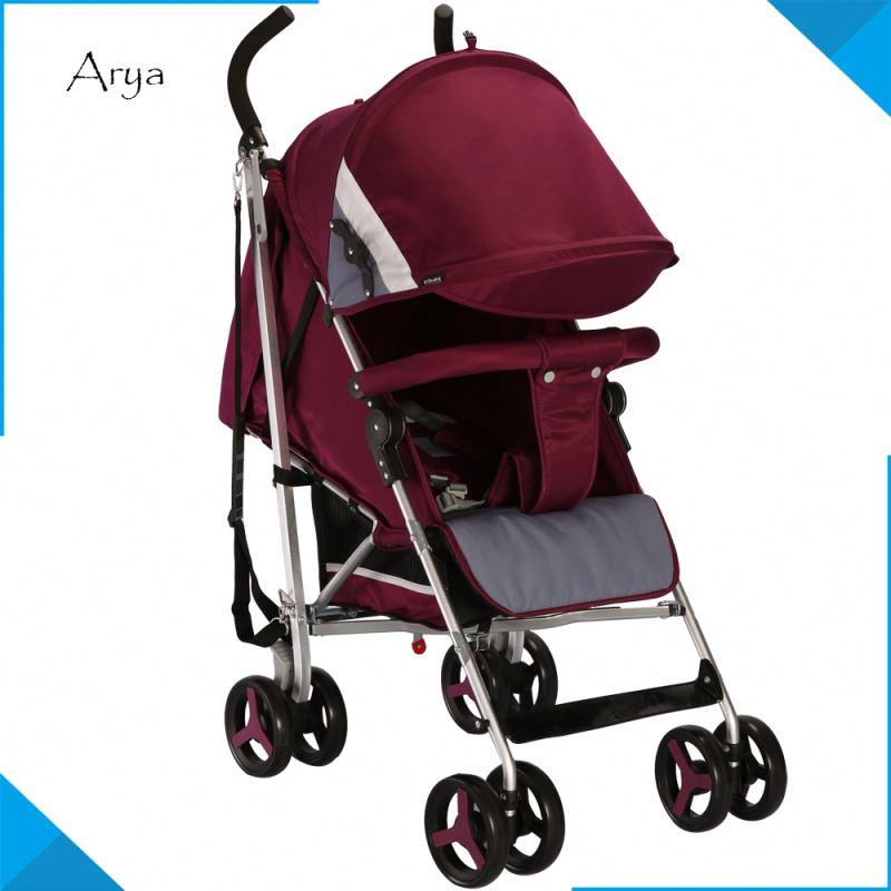 Manufacturer umbrella stroller with canopy umbrella Motorized baby stroller