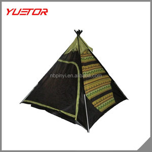 Indian camping tent teepee tent for outdoor