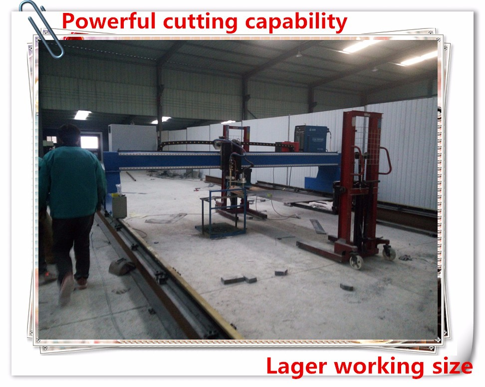 gantry type CNC model plasma flame cutting machine with autocad and fastcam  nesting software, View gantry type CNC model plasma flame cutting machine