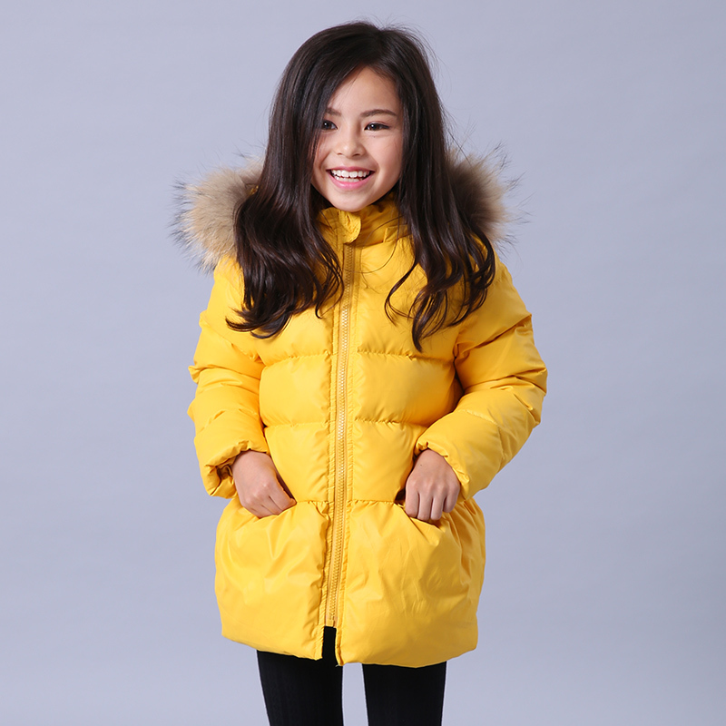 b70b0e574 children clothes for girls clothes for children clothes cheap kids winter  coats with fur hood
