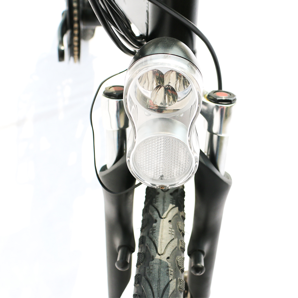 2LEDs 2400LM Bicycle Headlight /& USB Rechargeable 5LEDs Bicycle Tail light