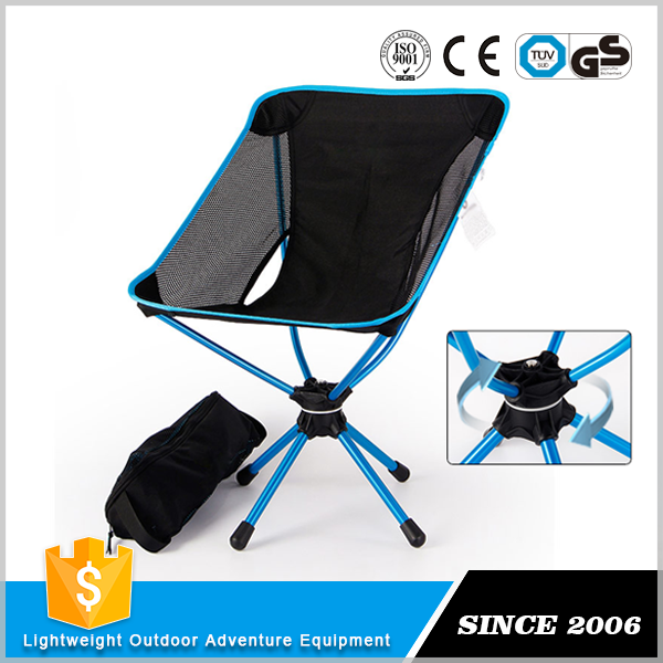 Competitive Price 600d fabric foldable folding camping benches