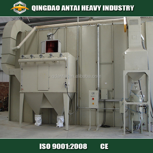 Gas Box Pulse Bag House Dust Collector