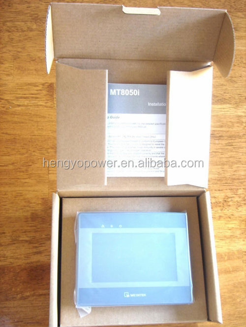 Original Weinview Touch Screen HMI MT6050i 800 x272 4.3 inch 2 COM NEW