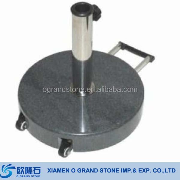 Outdoor Furniture Wheels Granite Umbrella Base Parasol Base Buy
