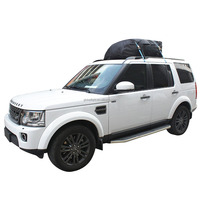 High Quality Waterproof Fabric Travel Car Top Roof Bag