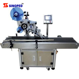 China Mainland Factory Price Fully Automated Vial sticker Labeling Machine